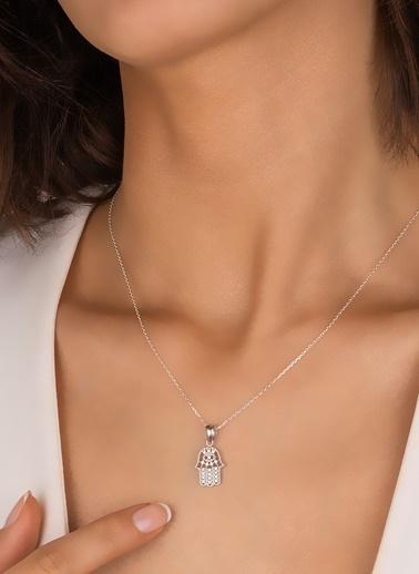 Jewelicon Kolye Gümüş